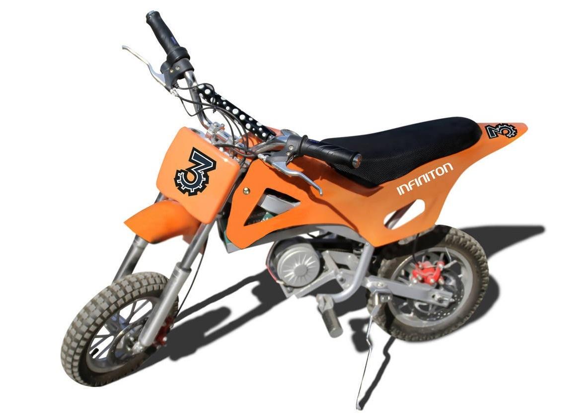Moto eléctrica Infiniton BIKE 300 naranja